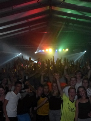 Schoolfeest Groenhorst college